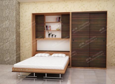 انواع تخت خواب تاشو